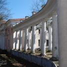 Усадьба Пехра – Яковлевское. Колоннада дворца
