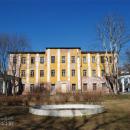 Усадьба Пехра – Яковлевское, дворец со стороны парка