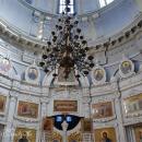 Усадьба Пехра – Яковлевское, интерьер Спасской церкви