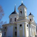 Усадьба Пехра – Яковлевское, Спасская церковь