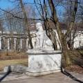 Усадьба Пехра – Яковлевское, сфинкс в парке