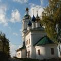 Плёс. Церковь Варвары
