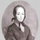 Портрет А. П. Керн. А. Арефов-Богаев, 1840-е гг.