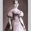 Анна Керн. Фото с портрета. Конец 1820-х - нач. 1830-х гг.
