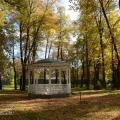 Усадьба Покровское-Рубцово, беседка в парке