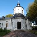 Усадьба Покровское-Рубцово, Покровская церковь