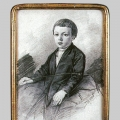 В.Д. Поленов в детстве