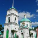 Церковь Сорока мучеников Севастийских, г. Печеры Псковская область