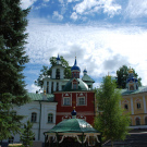 Успенский Псково-Печерский монастырь