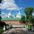Церковь Варвары, г. Печеры Псковская область