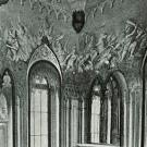 Готическая гостиная в Белой башне. Фото нач. 1900-х гг.