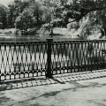 Александровский парк, решетка большого каскада