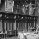 Александровский дворец, приемная Николая II