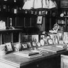 Александровский дворец, старый рабочий кабинет Николая II