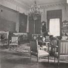 Александровский дворец, угловая гостиная