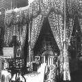 Александровский дворец, спальня