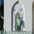 Пушкин. Александровский парк, Белая башня