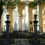 Католический храм св. Иоанна в Пушкине