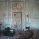 Усадьба Филиппова Роднево, интерьер жилой комнаты