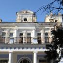 Усадьба Филиппова Роднево, главный дом со стороны двора