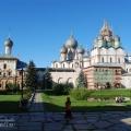 Кремль Ростов Великий, панорама