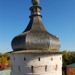 Кремль Ростов Великий, башня ограды