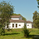 Усадьба Садки восстановленный усадебный дом