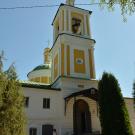 Усадьба Садки церковь Иоанна Предтечи