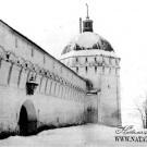 Саввино-Сторожевский монастырь башня ограды