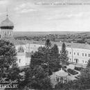 Саввино-Сторожевский монастырь, вид на Рождественский собор