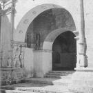 Саввино-Сторожевский монастырь подклет надвратной церкви
