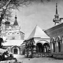 Саввино-Сторожевский монастырь. Крыльцо Царицыных палат