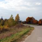 Шамордино, дорога в женский монастырь