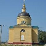 Усадьба Шарапово, церковь Всех Скорбящих