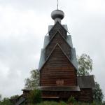 Ширков погост, церковь Рождества Иоанна Предтечи