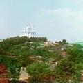 Смоленская крепость (на дальнем плане Успенский собор). Фото С.М. Прокудин-Горский