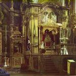 Интерьер Успенского собора в Смоленске. Фото С.М. Прокудин-Горский