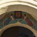 Снетогорский монастырь, арка Святых ворот