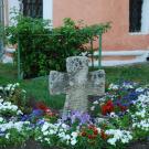 Снетогорский монастырь, поклонный крест