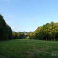 Валы древнего Городка в Звенигороде