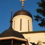 Звенигород Успенский собор на Городке