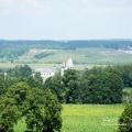 Вид с колокольни Ново-Никольского собора