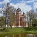 Спасо-Бородинский монастырь Владимирский собор