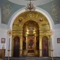 Спасо-Бородинский монастырь мавзолей Тучкова (интерьер)