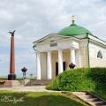Спасо-Бородинский монастырь мавзолей Тучкова