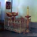 Спасо-Бородинский монастырь, мавзолей Тучкова. Фото С.М. Прокудин-Горский