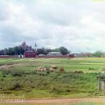 Спасо-Бородинский монастырь. Фото С.М. Прокудин-Горский