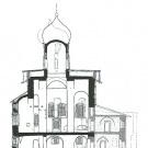Спасская церковь Спасо-Преображенского монастыря в Старой Руссе