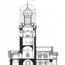 Колокольня Спасо-Преображенского монастыря в Старой Руссе
