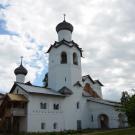 Спасо-Преображенский монастырь в Старой Руссе